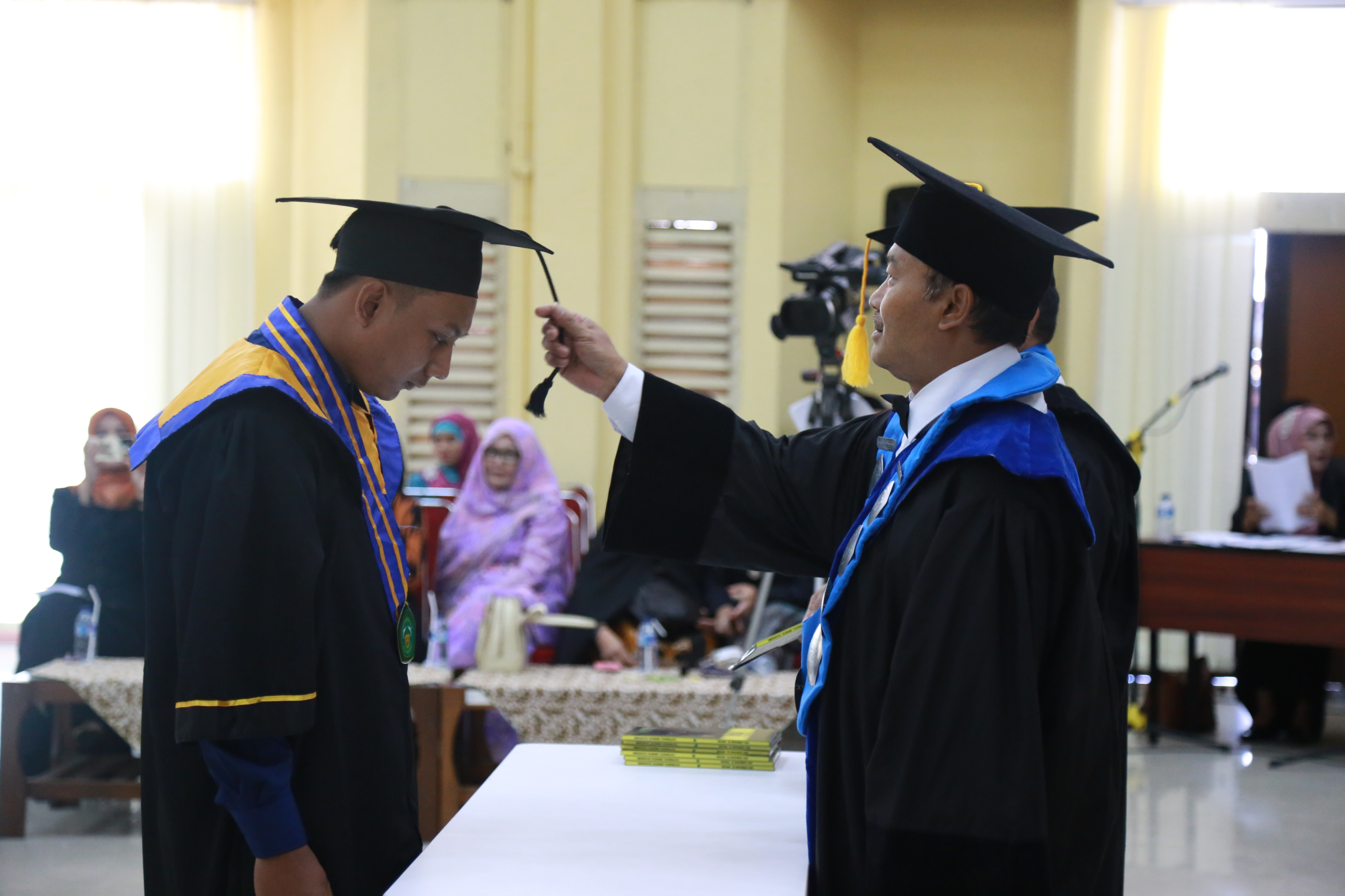 Universitas Siliwangi Mewisuda 561 Lulusan